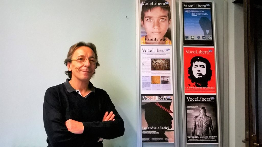 Claudio Bottan Voce Libera