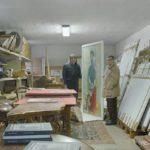 corruzione opere d'arte