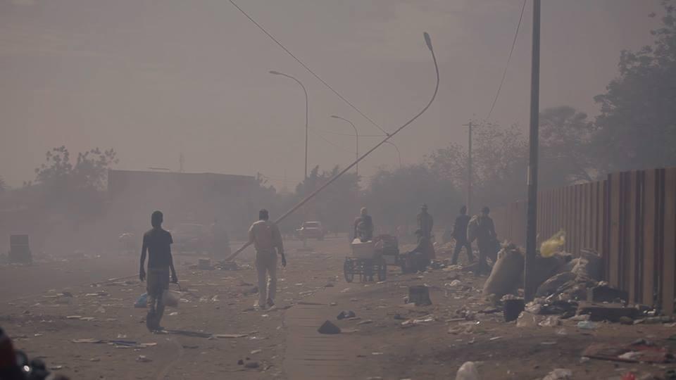 Documentario sui migranti