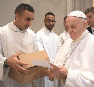 detenuto musulmano dal Papa