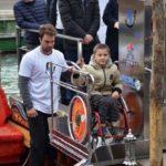disabili in gondola