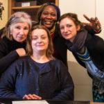 centro per donne e bambini migranti