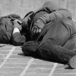 senzatetto como