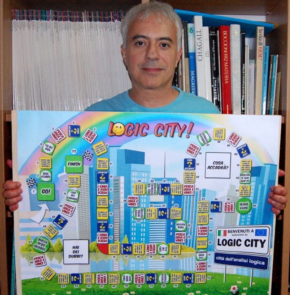 Lino Pinna Logic City
