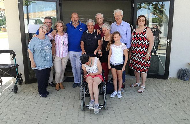casa di anna agriturismo disabili
