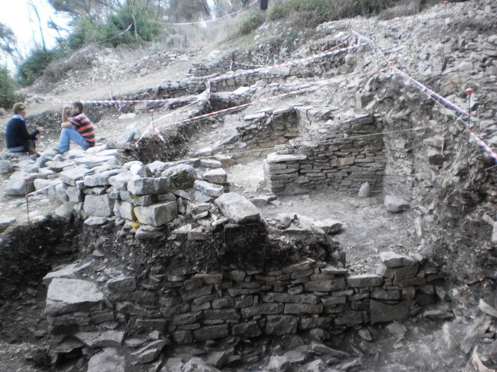 Scavi Archeologici Monte Bonifato (2)