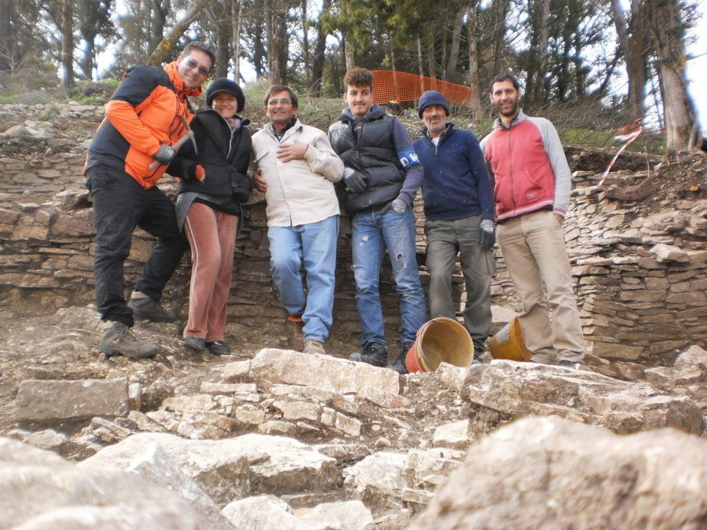 Scavi Archeologici Monte Bonifato (1)