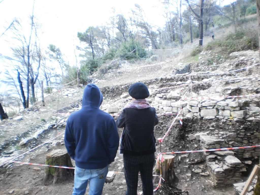 Scavi Archeologici Monte Bonifato (6).