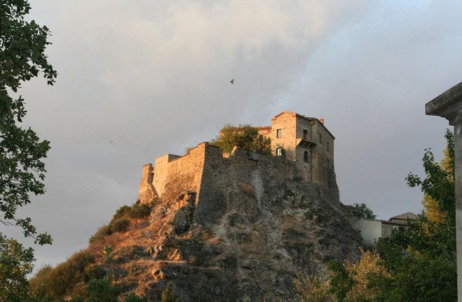Castello di Valsinni Isabella Morra