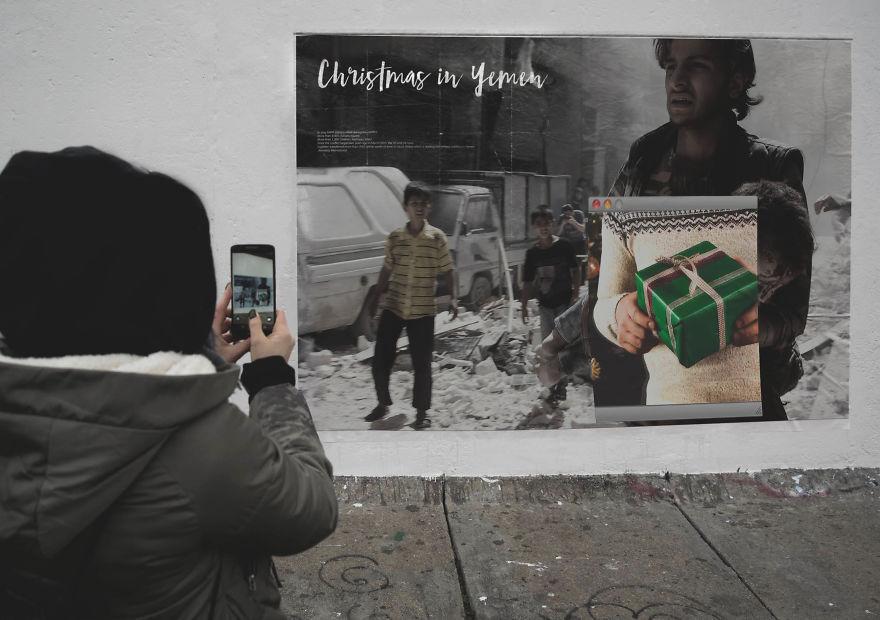 Natale in Yemen Igor Dobrowolski