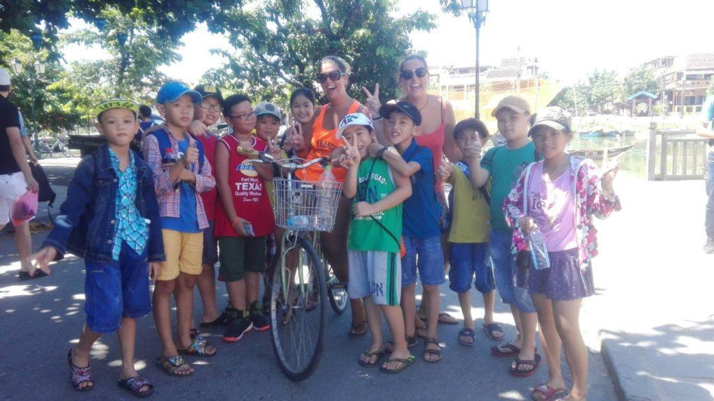 Sorelle Cavalletti un anno in giro per il mondo - Vietnam, An Hoi