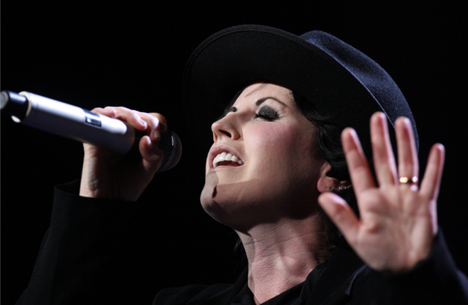 Dolores O'Riordan The Cranberries Ode to My Family