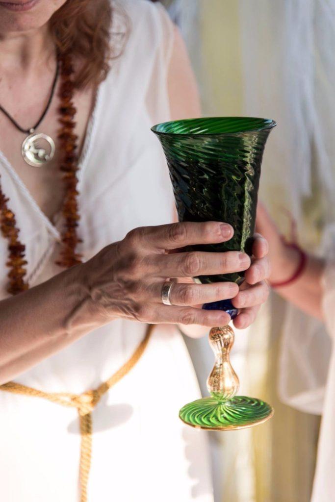 Wicca Wiccan Circolo dei Trivi