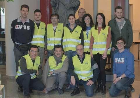 volontari raccolta rifiuti romentino