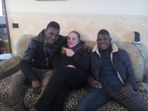 Lucia Lioi Centro accogliernza migranti Busto Arsizio (1)