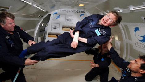 Stephen Hawkings limiti