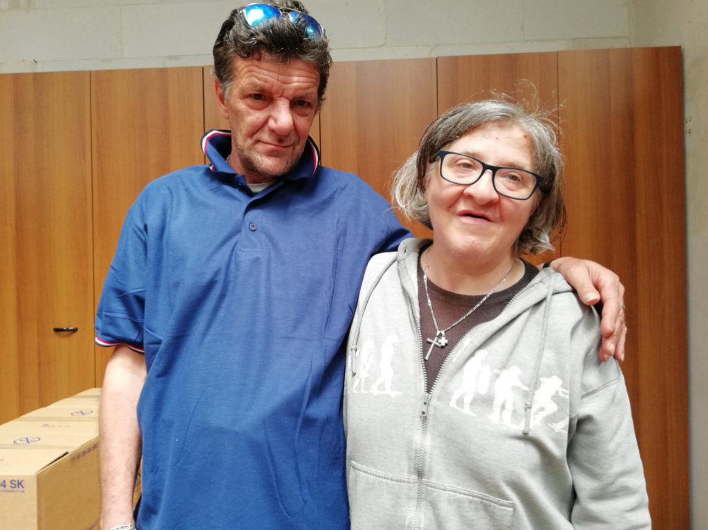 Laura e Walter Effatà