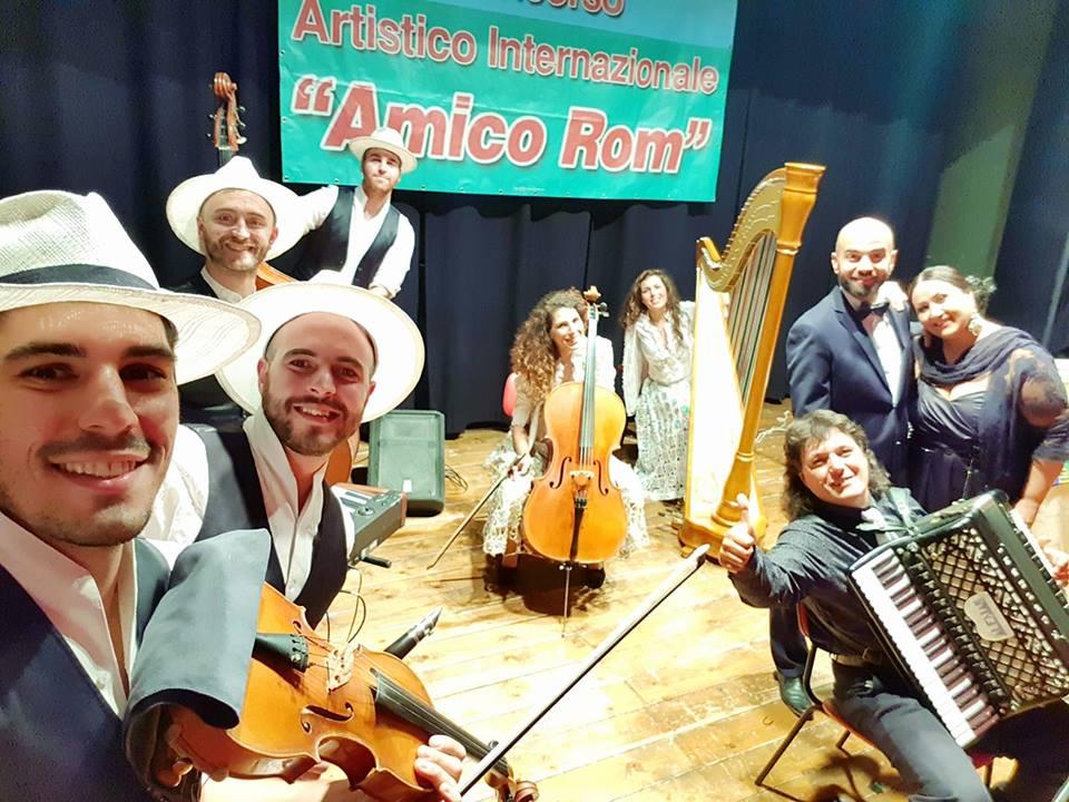 Alexian gruppo musicale rom