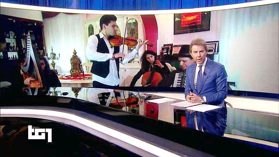 Gennaro Spinelli musicista rom intervista