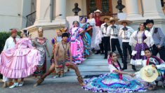 Ballet Témari Messico