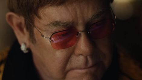 John Lewis & Partners spot Elton John The boy and the piano