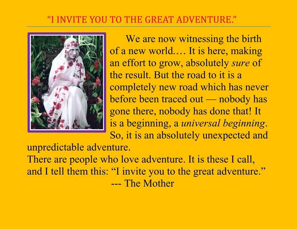 La_grande_avventura La Madre Auroville