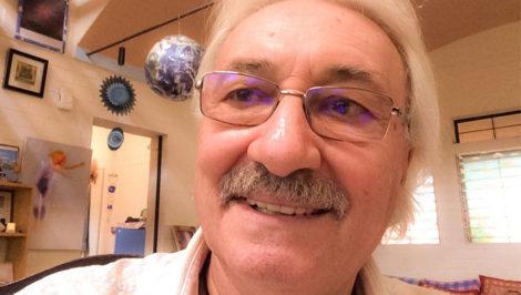 Manohar Luigi Fedele italiano Auroville India