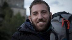 Pietro Scidurlo Free Wheel Onlus Cammino di Santiago