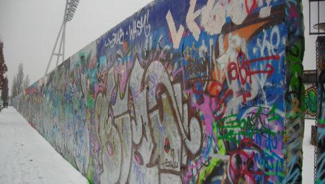 muro di Berlino, muri nel mondo