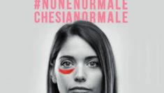 #nonènormalechesianormale campagna contro violenza sulle donne camera dei deputati Mara Carfagna 25 novembre