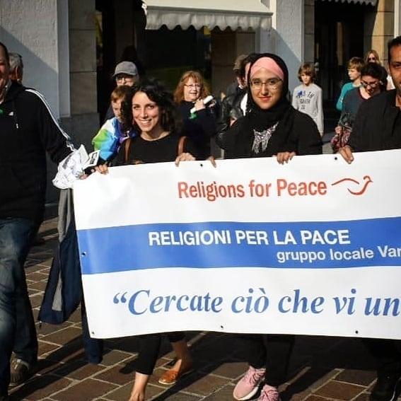 Houda Latrech Varese musulmana