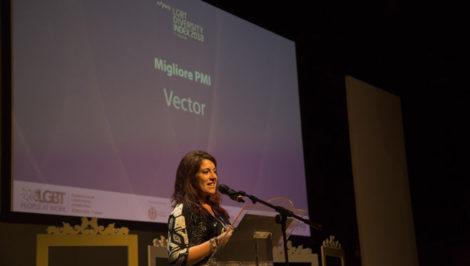 Vector azienda inclusione LGBT premio Parks 2018