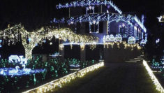 luci Natale Leggiuno