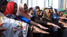Muro di donne in India contro la disuguaglianza di genere grazie al sostegno del Governo del Kerala