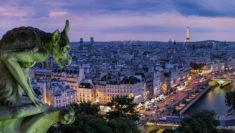 Parigi a una città poesia