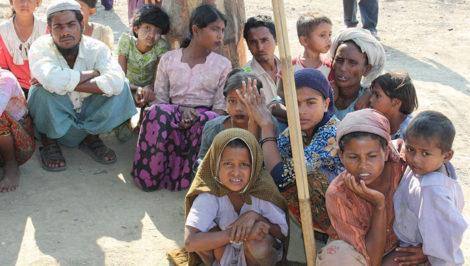 Rohingya Crisi Umanitaria
