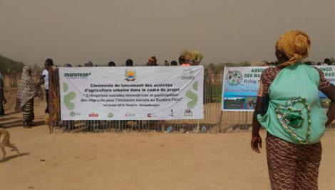 Mani Tese lancia un progetto di sviluppo d'imprese sociali innovative in Burkina Faso con la partecipazione dei migranti in Italia