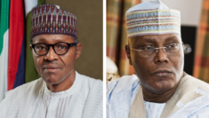 Muhammadu Buhari e Atiku Abubakar elezioni Nigeria Amensty Internazional rispetto diritti umani