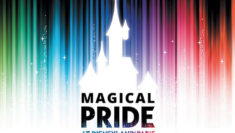 The Magical Pride Celebration primo Gay Pride Disneyland Paris Pride Month 2019