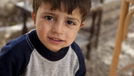 Photo copyright MaximilianVn -Syrian Refugee bambini siriani guerra in Siria
