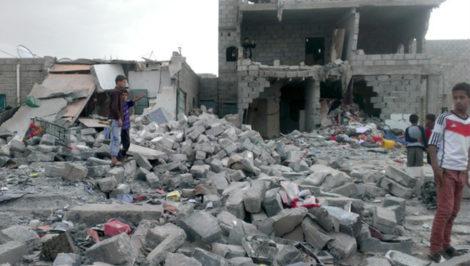guerra in Yemen Almigdad MojalliVOA
