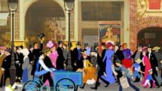 Cartoons on the Bay 2020 da bambine a donne la condizione femminile Dilili a Parigi