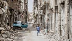 Conflitto in Libia bambini vittime innocenti