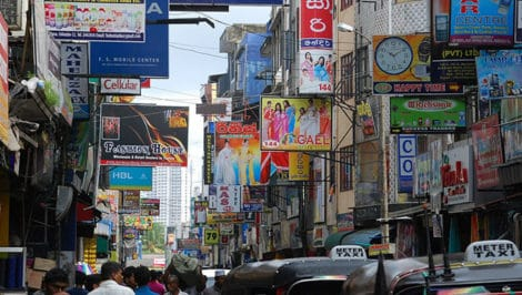 India inquinamento acustico traffico clacson