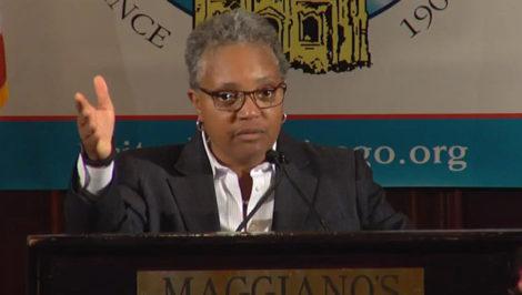 Lori Lightfoot sindaco afroamericano gay Chicago