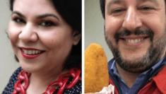 Michela Murgia replica curriculum Matteo Salvini