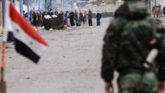 Siria Raqqa guerra