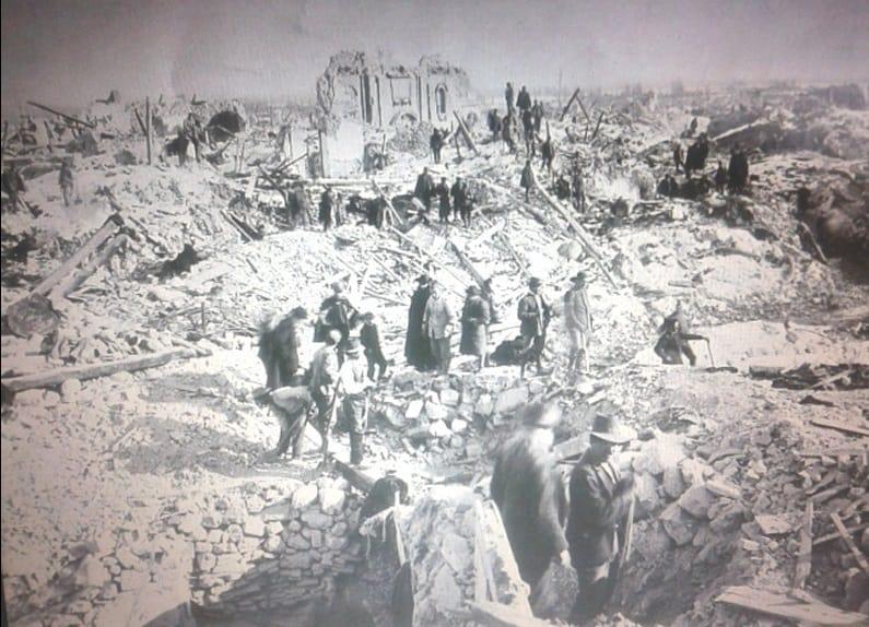 Terremoto Avezzano 1915