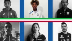 video atleti azzurri di origine straniera contro il razzismo no hate speech