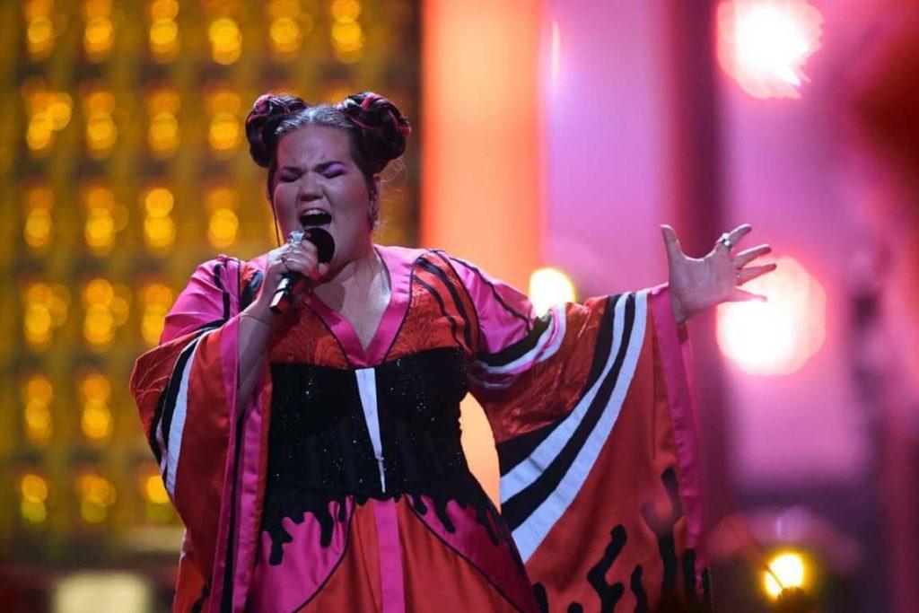 Eurovision Song Contest 2019 sfilata Israeliana